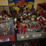 AWA Remco Action Figure Collection