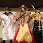 The WWF Funk Brothers custom Action figures