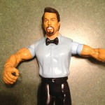 Jakks Custom Referee Nick Patrick