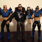 Jakks Custom LOD Road Warrior Paul Ellering & Rocko