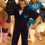 Jakks Custom WWF Camera Man