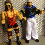 Jakks Custom Johnny Polo w/ Adam Bomb