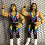 Jakks Custom New Rockers Leif Cassidy (Al Snow)