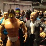 Jakks Custom Gary Hart & Dingo Warrior