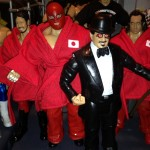 Jakks Custom Orient Express w/ Robes