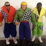 Jakks Custom New Foundation / High Energy