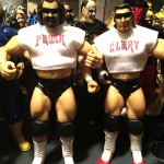 Jakks Custom Power & Glory (Hercules & Paul Roma)
