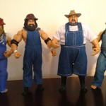 The Country Boys - Uncle Elmer, Cousin Junior & Cousin Luke Customs