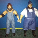 Jakks Custom Hillbilly Uncle Elmer