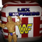 Jakks Custom Lex Express Tour Bus (BACK)