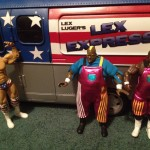 Jakks Custom Lex Express Tour Bus (SIDE)