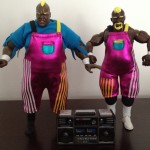 Jakks Custom Men on a Mission (Mo & Mabel)