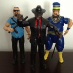 Jakks Custom The Twin Towers with Slick