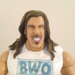Jakks Custom Stevie Richards Hair