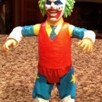 Custom Dink The Clown Action Figure - Doink