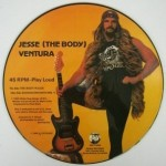 Jesse The Body Ventura Picture Disc Vinyl (FRONT)