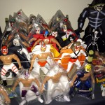 Lucha Libre Action Figure Collection