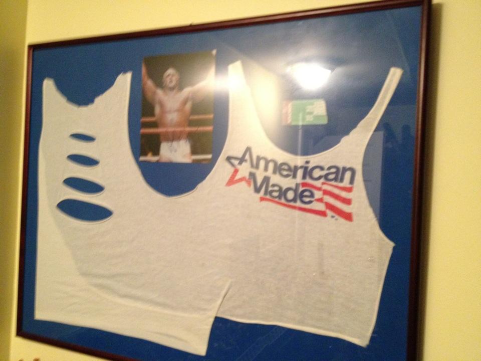 American Made Hulk Hogan T-shirt